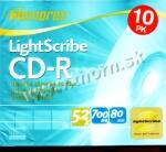 CD-R Memorex 700MB Slim Light Scribe