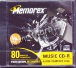 CD-R audio Memorex